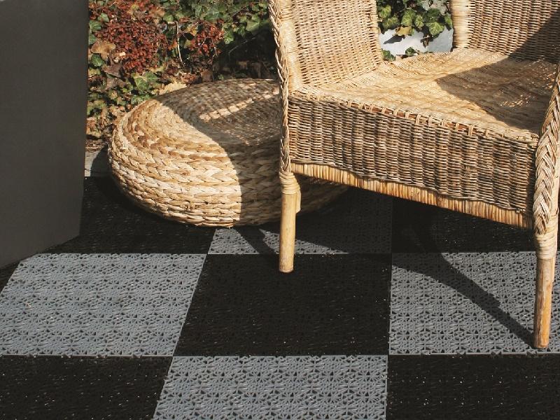 Plastic Floor Tiles Fatra Vstřikování