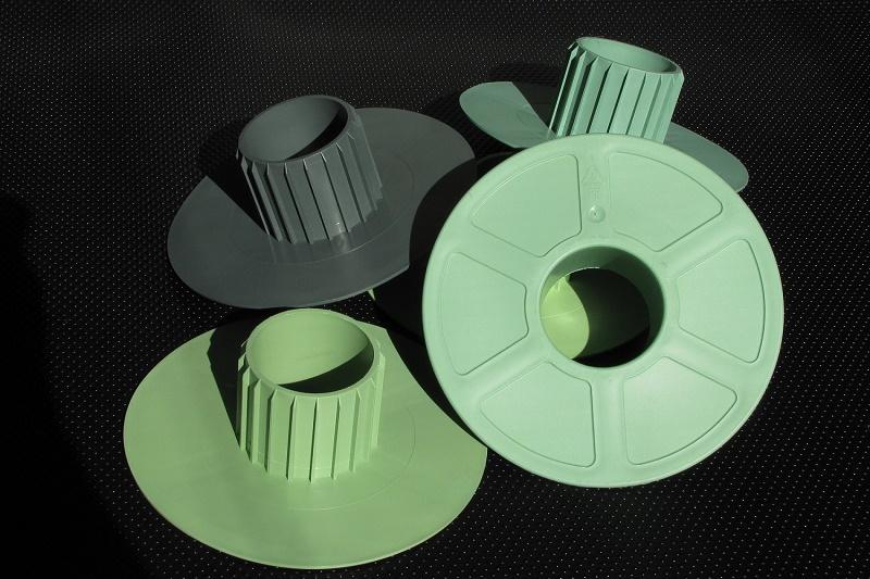Protective plastic plugs